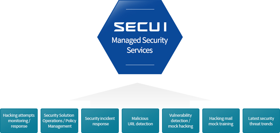 SECUI Managed Security Services